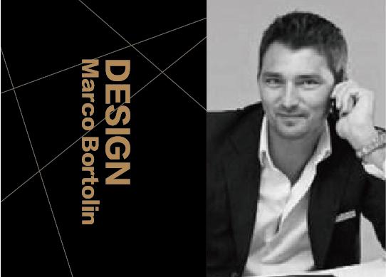 欧洲知名设计师Marco Bortolin签约我乐厨柜