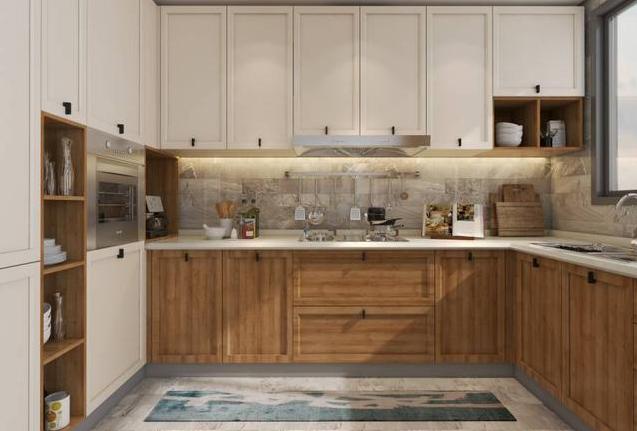 经典的厨房配色方案,让你的家怎么看都不过时